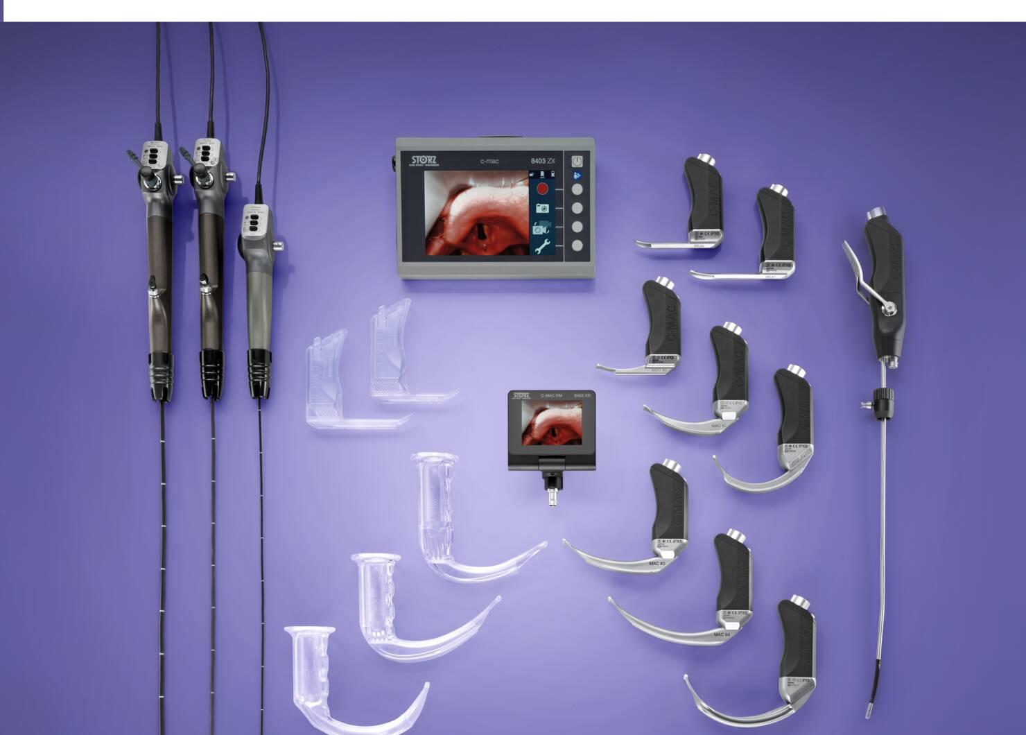Endoscopen anesthesie