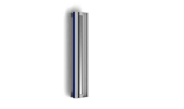Aeroo Stationary wall system