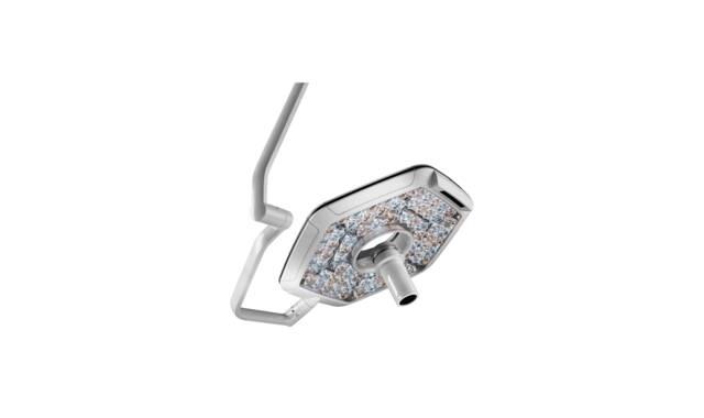 Operatiekamerlampen - Plafondbevestiging