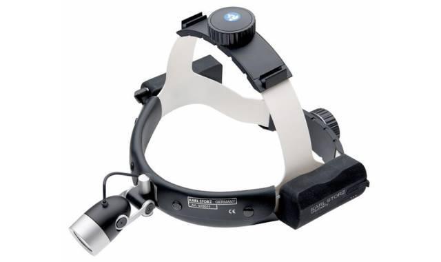 Voorhoofdslamp KS70, wit licht