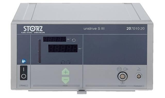 KARL STORZ UNIDRIVE®S III, motor system