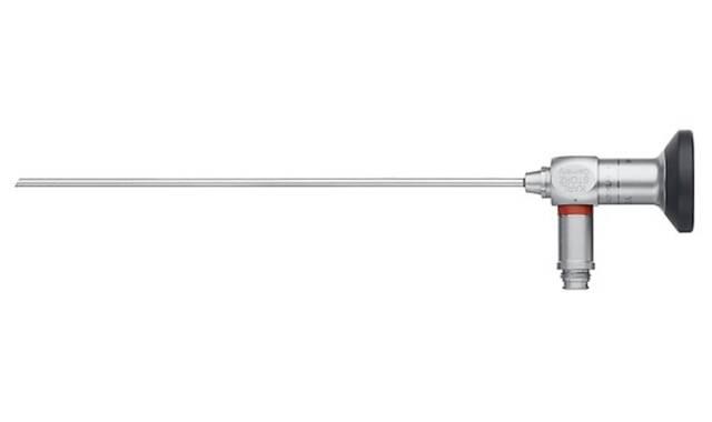Hopkins optiek 30°, Ø 2.7 mm., lengte 18 cm.